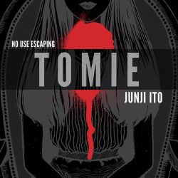 Tomie Cover