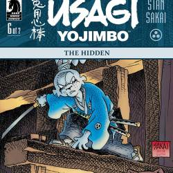 Usagi Yojimbo: The Hidden #6 - Featured