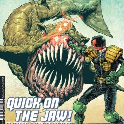2000 AD Prog 2102 Featured