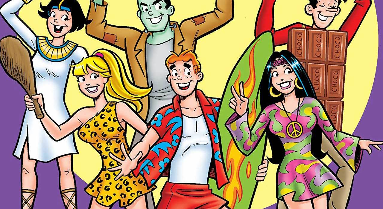 Feature - Archie Halloween Spectacular