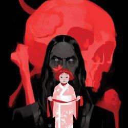 Feature: Crimson Lotus #1
