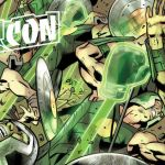 NYCC '18, Five Questions: What Would Be Your Go-To Green Lantern Construct?