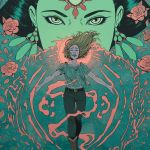 "NYCC '18: J.M. DeMatteis and Corin Howell Launch ""The Girl in the Bay"" at Berger Books"