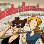 "Interview with a Webcomic: Danielle Corsetto, 14 years of ""Girls with Slingshots,"" and ""Boo! It's Sex"""