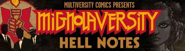 Hell Notes Logo