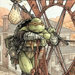 """Teenage Mutant Ninja Turtles Macro-Series: Michaelangelo"""