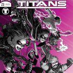 """""""Teen Titans"""" #23"""