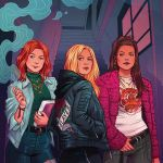 "Exclusive Cover Reveal: Jen Bartel's Variant Cover for BOOM!'s ""Buffy The Vampire Slayer"" #1"