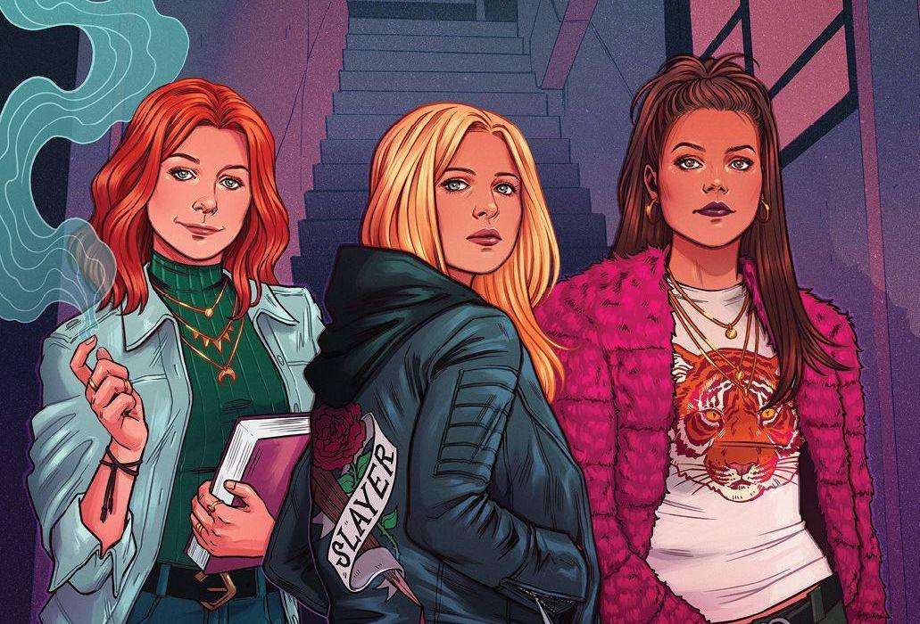 Buffy The Vampire Slayer BOOM #1 Jen Bartel Variant Featured