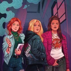 Buffy The Vampire Slayer BOOM #1 Jen Bartel Variant Featured