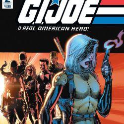 GI Joe Real American Hero: Silent Option #2 Featured