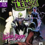 "Hall of Justice: James Tynion IV Discusses Secret Histories, the Legion of Doom, and ""Justice League"" #12"