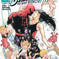 Daredevil #11 by Joe Quesada & David Mack