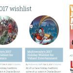 Multiversity 2017 Wishlist Follow Ups