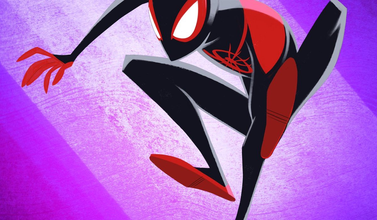 Miles Morales from Spider-Man: Into the Spider-Verse by Chris Ables