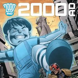 2000 AD Prog 2113 Featured