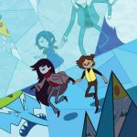 """Adventure Time: Marcy and Simon"" #1"