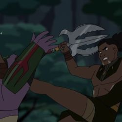Black Panther's Quest Bashenga