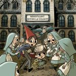 """Exclusive: New Over The Garden Wall OGN, """"The Benevolent Sisters of Charity,"""" from Sam Johns, Jim Campbell, and BOOM! Studios Coming Fall 2020"""