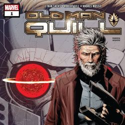 Old Man Quill #1 Featured