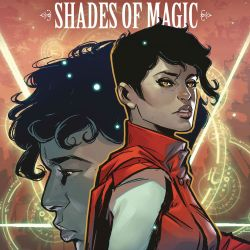 Shades of Magic Steel Prince 4 cover - cropped