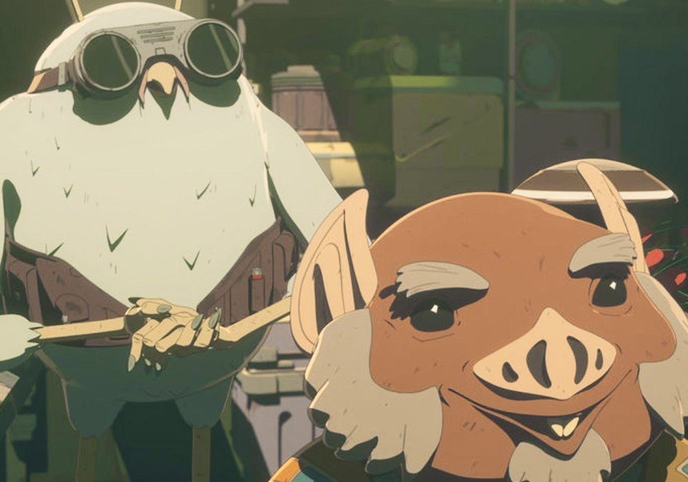 Star Wars Resistance Dangerous Business Featured Image
