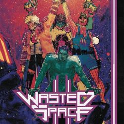 Wasted Space #6 Featured