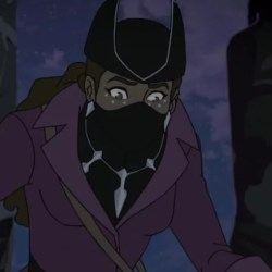 Black Panther's Quest Yemendi