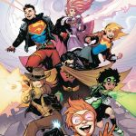 """Brian Michael Bendis Talks 'Wonder Comics,' Kirby, Gemworld, and What Buying """"Young Justice"""" May Spark"""