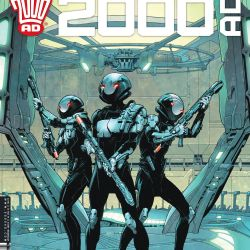 2000 AD Prog 2118 Featured