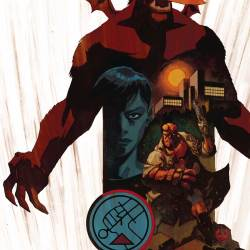 Feature: Hellboy and the B.P.R.D.: 1956 #4