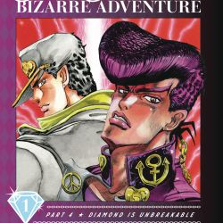 Jojos-Bizarre-Adventure-part-4-Diamond-is-Unbreakable-volume-1-featured