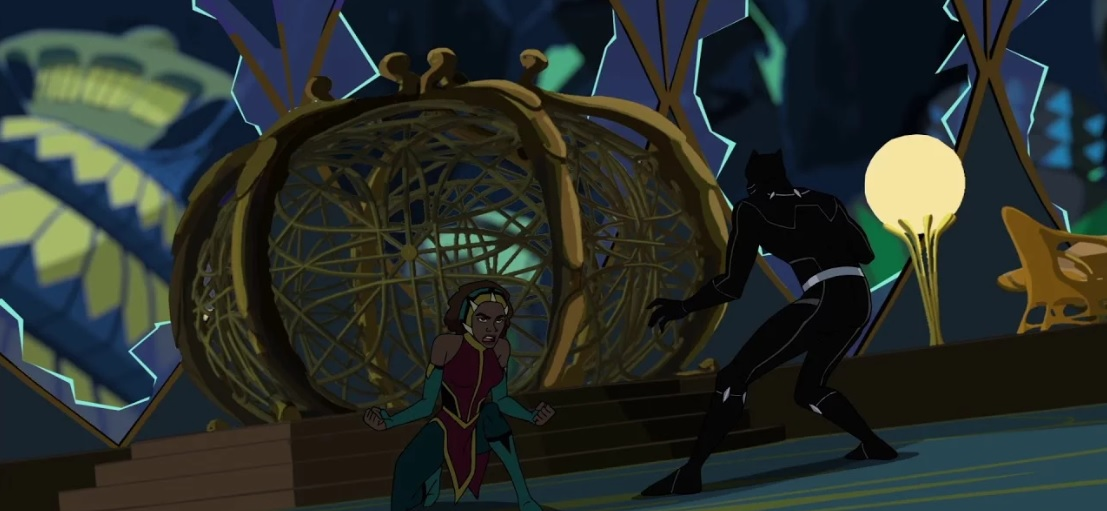 Black Panther's Quest King Breaker Part 2