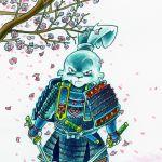 """""""Usagi Yojimbo"""" #1"""