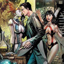 Vampirella vs. Reanimator #2 Featured