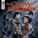 """""""The Crow: Hack/Slash"""" #1"""