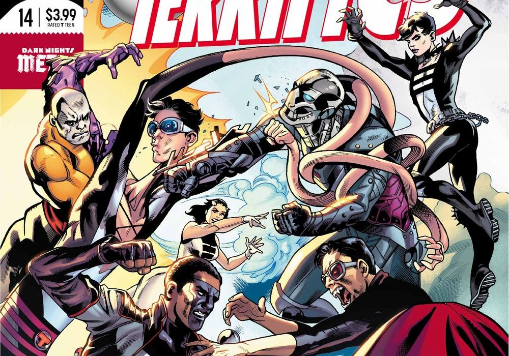 The Terrifics 14 Featured