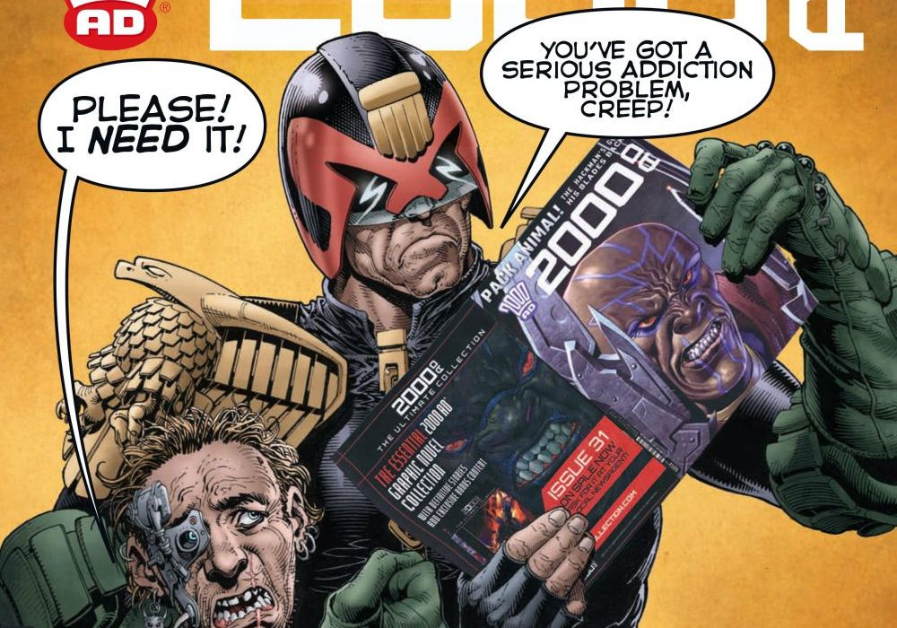 2000 AD Prog 2127 Featured