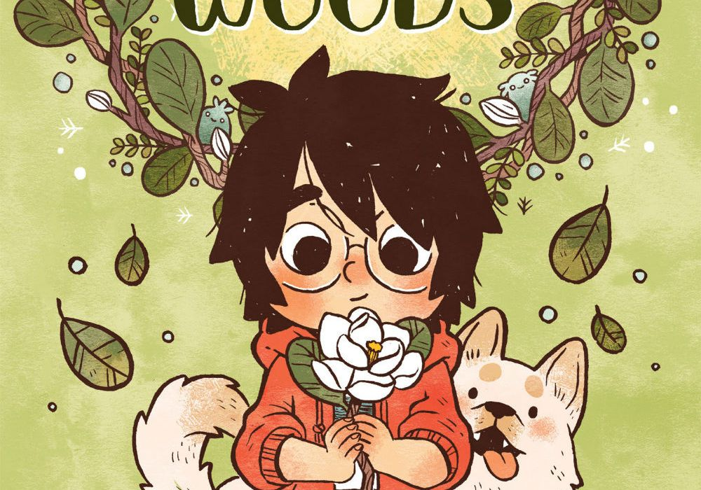 Pilu of the Woods cover - cropped