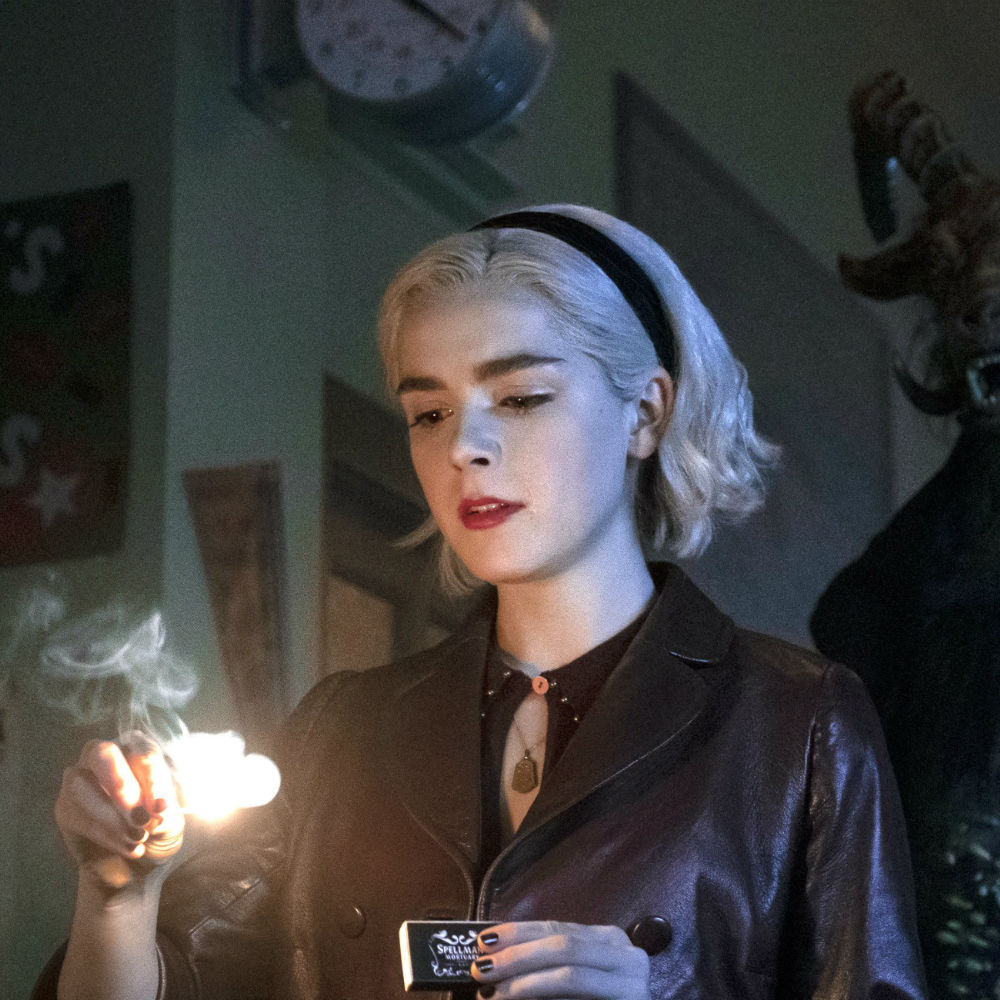 Five Thoughts On The Chilling Adventures Of Sabrina's