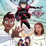 "C2E2 2019: ""Unstoppable Wasp"" Writer Jeremy Whitley Talks Mental Illness and Representation"