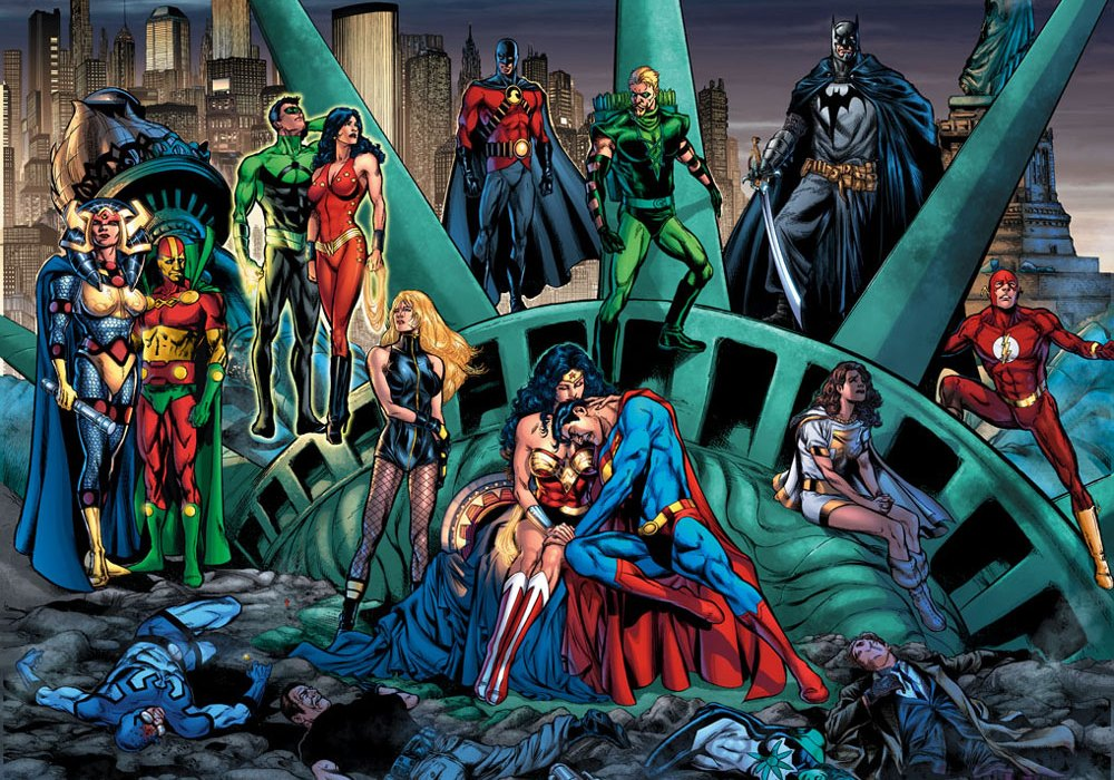 Countdown to Final Crisis Teaser