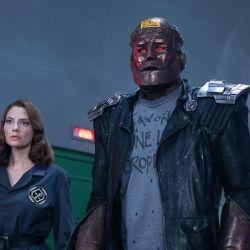 Doom Patrol Cyborg Patrol