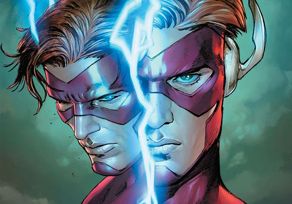 Heroes in Crisis #9 - Featured