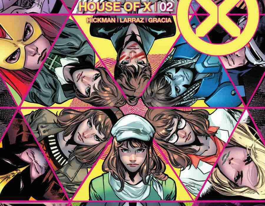 Hickman Larraz House of X 2 Featured