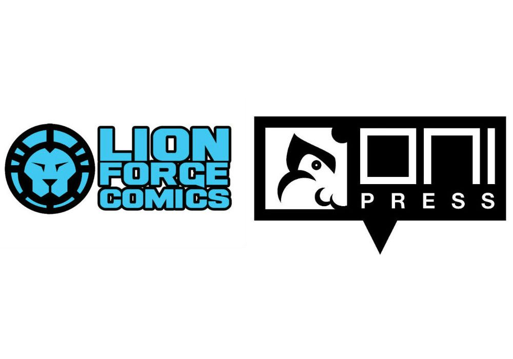 Lion Forge Oni Press Featured