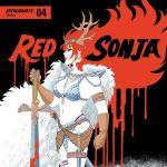 """Red Sonja"" #4"
