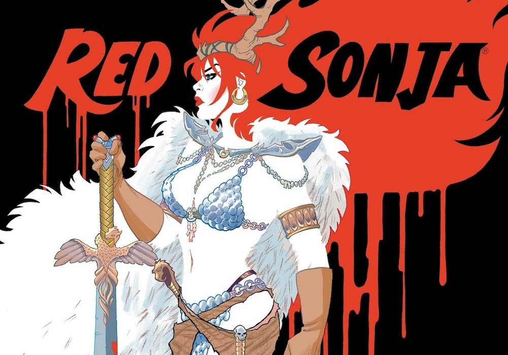 Red Sonja #4 Featured