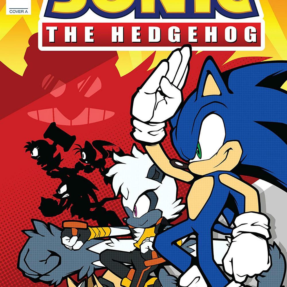 Sonic The Hedgehog Annual 2019 Multiversity Comics