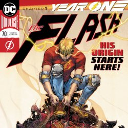 The Flash 70 Featured